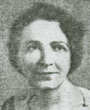Picture of Evelyn MacFarlane McClusky