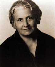 Picture of Maria Montessori