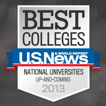 U.S. News and World Report: Best Colleges 2013